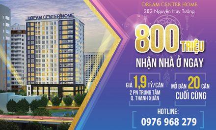 Chung cư 282 Nguyễn Huy Tưởng – Hỗ trợ LS 0% trong 12 tháng