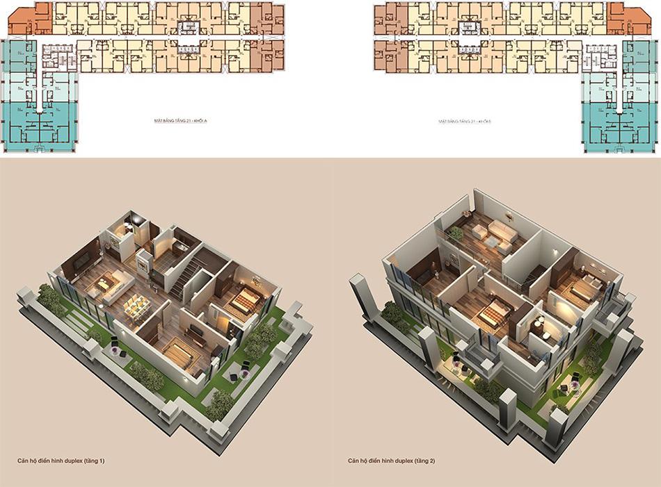 thiet-ke-can-ho-duplex-chung-cu-roman-plaza