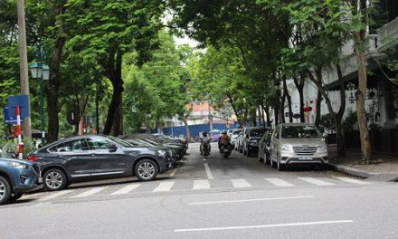 Khan hiếm chung cư nội đô có 3 tầng hầm tại Hà Nội