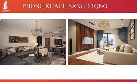 Nội thất bàn giao căn hộ Chung cư HPC Landmark 105, Tố Hữu, Hà Đông