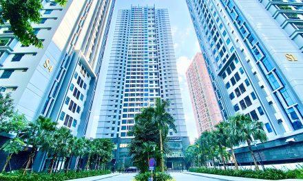 Chung cư Diamond Goldmark City (Bảng giá + chính sách)